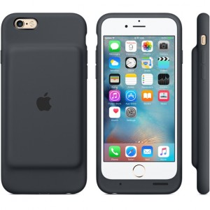 Apple iPhone 7 Smart Battery Case Black Image