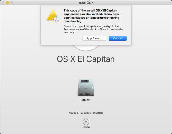 Obsolete-OSX-installer