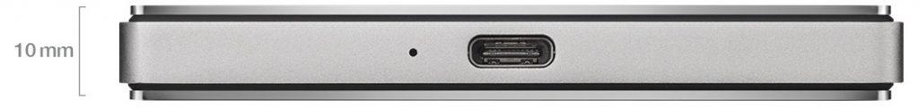 LaCie USBC Connection