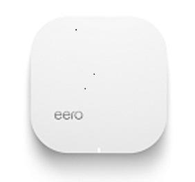 eero wi-fi system topdown