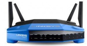 Linksys AC1900 Dual Band Open Source WiFi Wireless Router (WRT1900ACS) Image