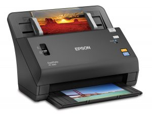 Epson FastFoto FF-640 High-Speed Photo Scanning System Image