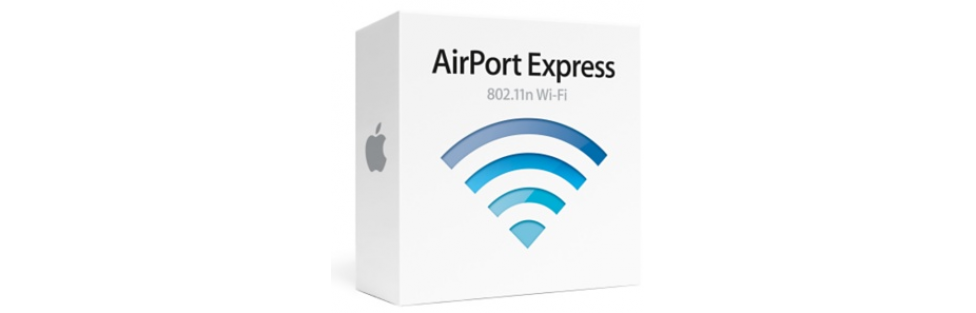 Using the Ethernet Port on an Airport Express