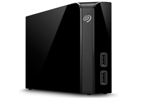 Seagate Backup Plus Hub 8TB External Desktop Hard Drive Image