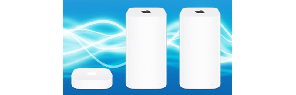 Apple Abandons Airport Product Line – Update