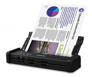Epson DS-320 Scanner