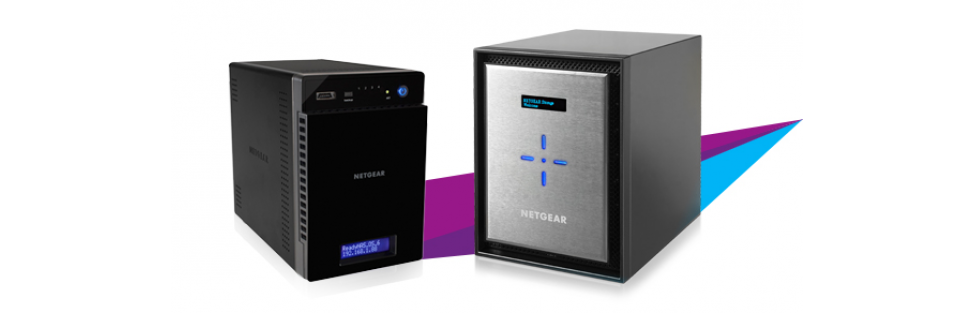 Netgear Announces Three New ReadyNAS Series