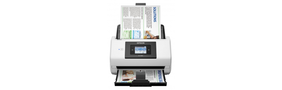 Epson Bolsters Commercial Document Scanner Line with New Epson DS-780N