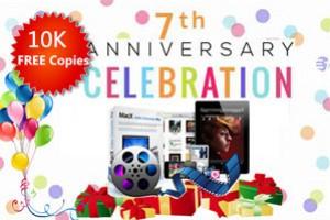 MacX Video Coverter Pro Anniversary