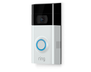 Ring Wi-Fi Enabled Video Doorbell Image