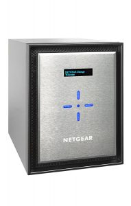NETGEAR ReadyNAS 526X High Performance 6-Bay 2x10GbE Network Attached Storage Image