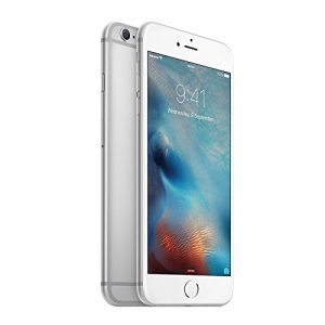 Apple iPhone 6S Plus 16 GB Factory Unlocked, Silver (Certified Refurbished) Image