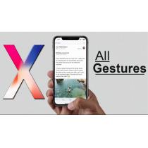 iPhone X Gestures