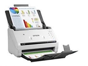 Epson Workforce DS-575W Image