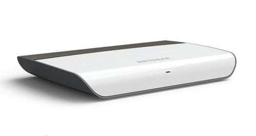 Netgear GS908E - Front