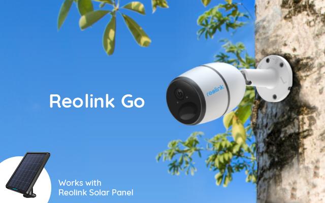 reolink go+solar