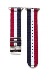 Southern Straps - Blue, White & Red Image