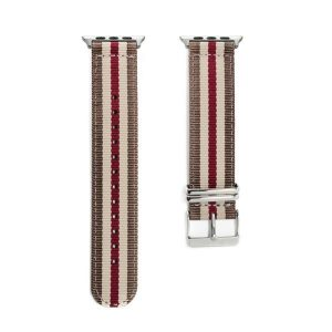 Southern Straps - Khaki and Red Image