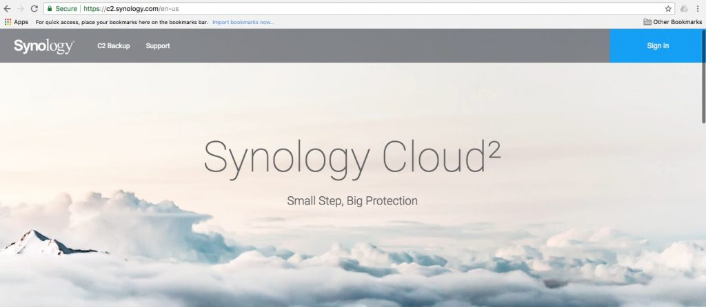 Synology Drive, Moments, Office and C2 Backup - Apple Tech Talk