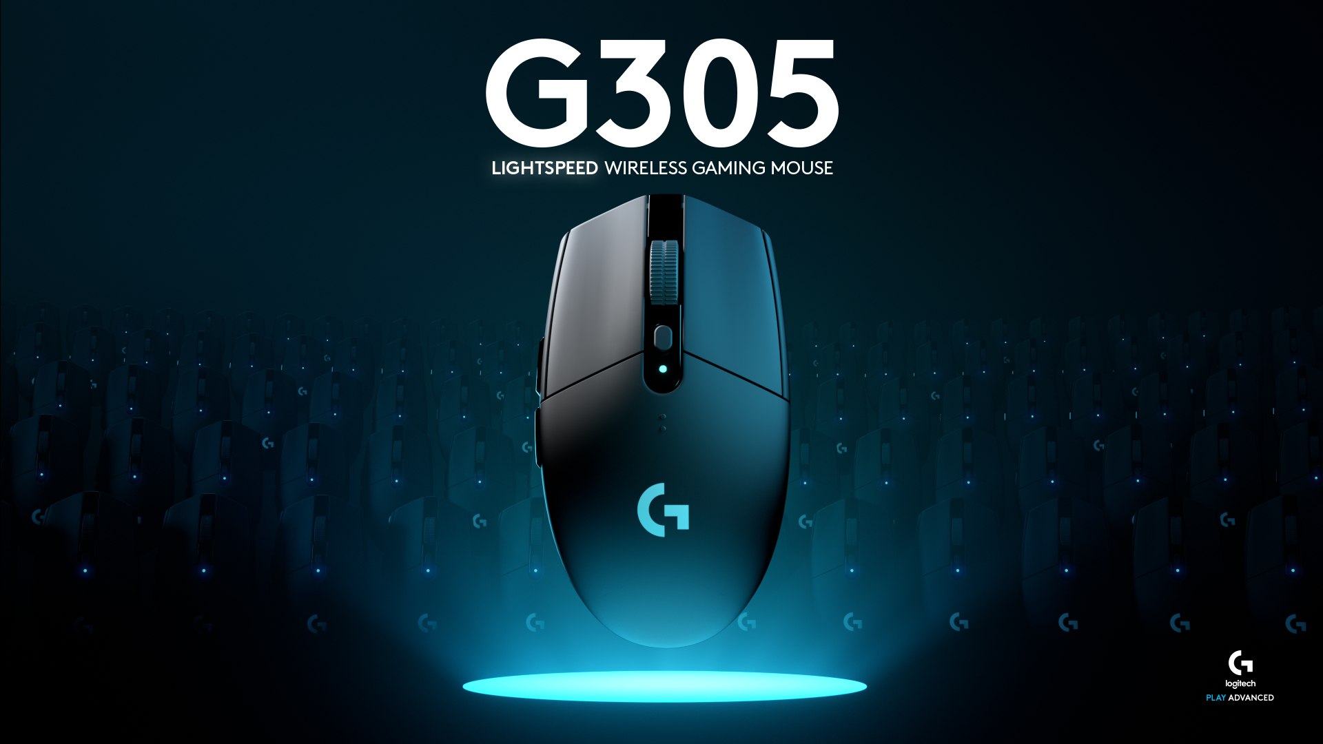 Logitech G305 Gaming Mouse