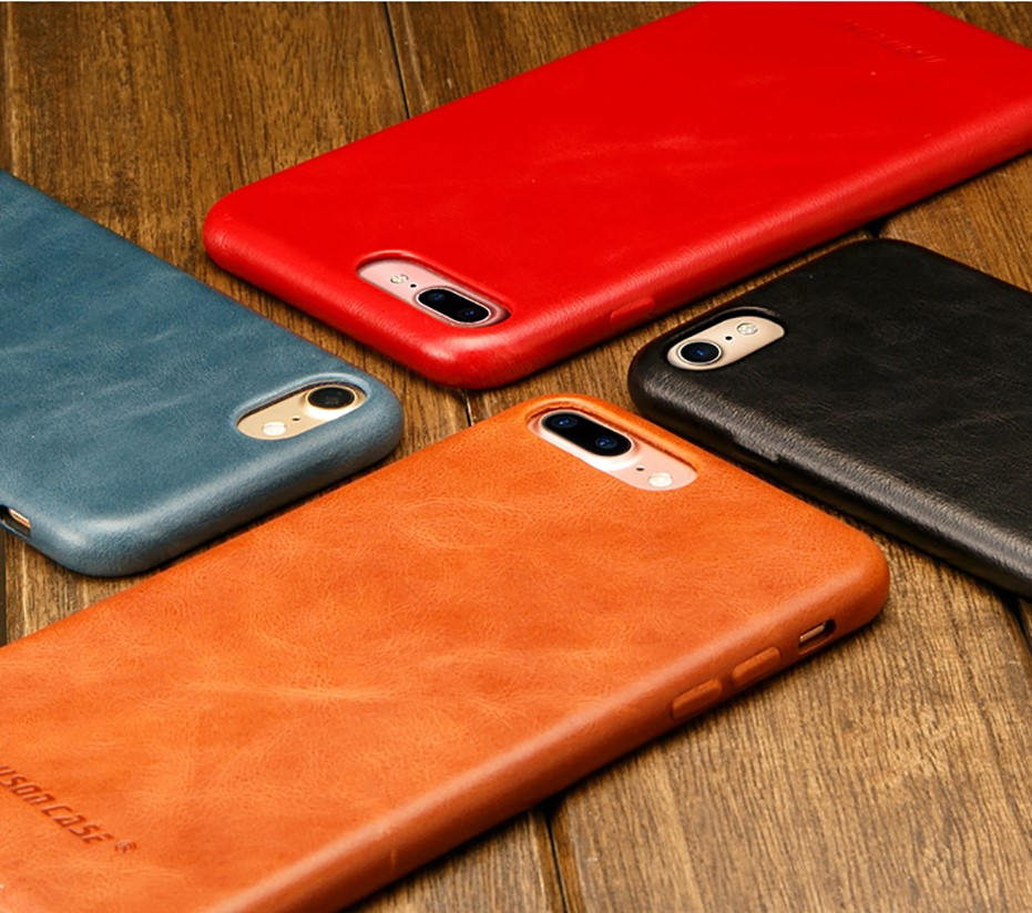 JISONCASE Slim Cases - Colors