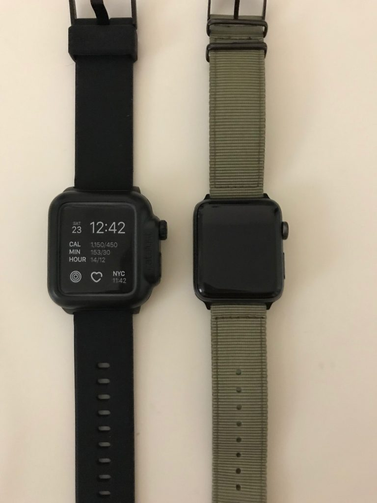 Watch Size Comparison