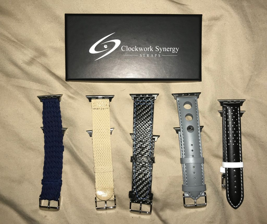 Clockwork Synergy Band Collection