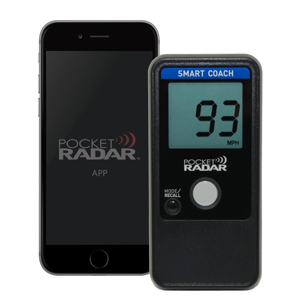 Pocket Radar Smart Coach