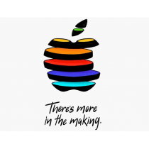 There's more in the making logo