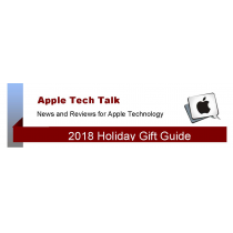 2018 Holiday Gift Guide Banner