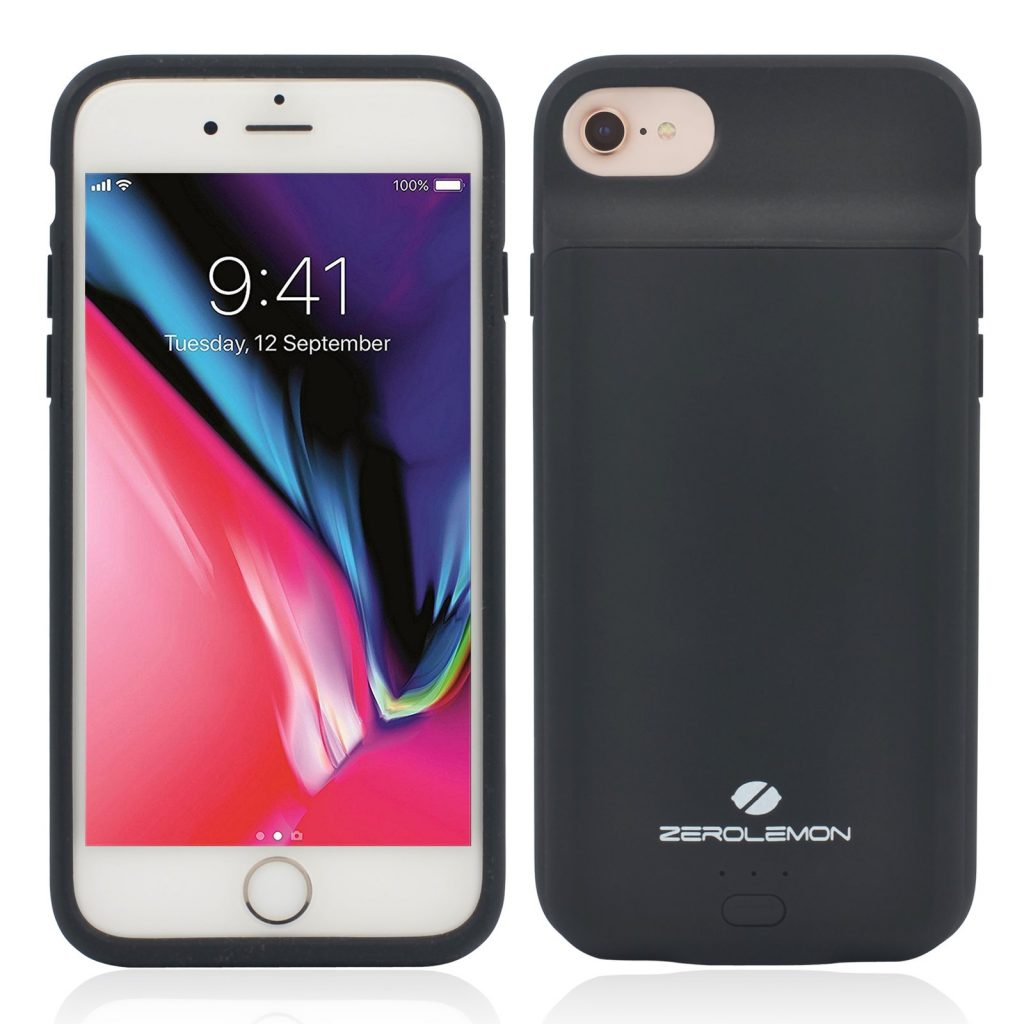 ZeroLemon Battery Case for iPhone 6/6s/7/8