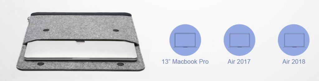 Homiee MacBook Fit