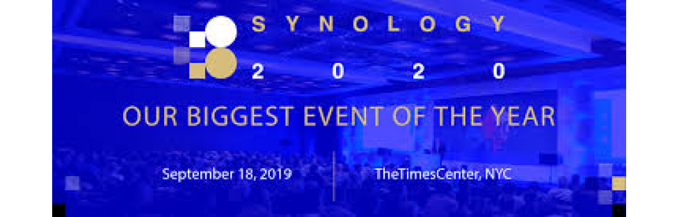 Synology® highlights 20 years of innovation and future roadmap at Synology 2020 NYC