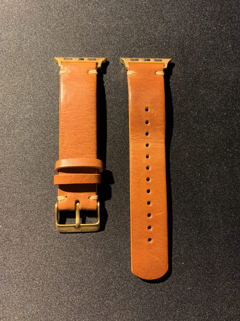 Southern Straps Brown Leather