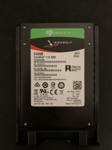 Seagate Iron Wolf SSD