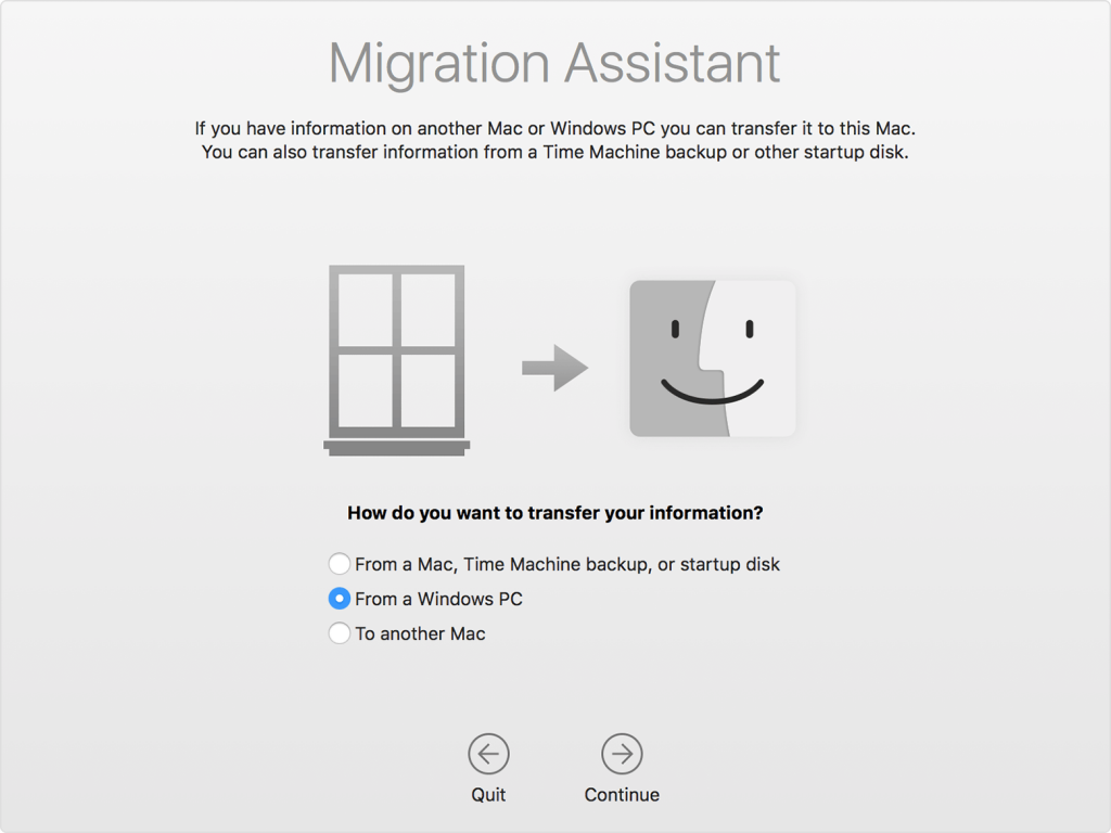 macos-sierra-migration-assistant-from-windows-pc