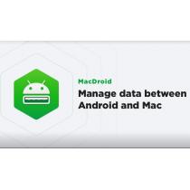 MacDroid Logo