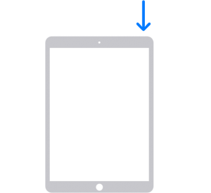 Restart iPad with Home Button