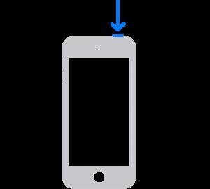 Restart iPod Touch