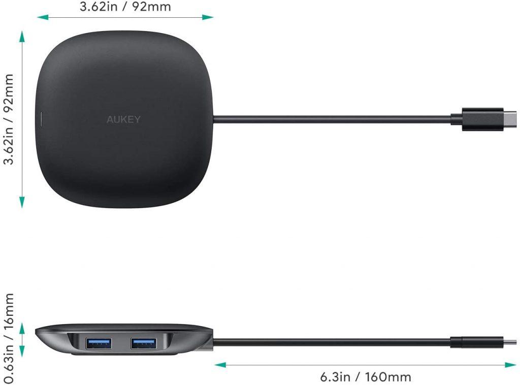 AUKEY Wireless Charging Hub