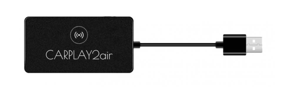 CARPLAY2air – Wireless Apple CarPlay Adapter