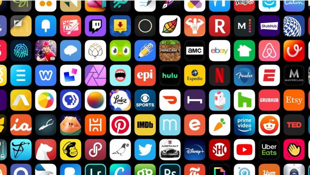 1 Mil iPad Apps