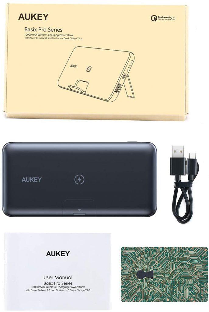 AUKEY Basix Pro Series Power Bank - Unboxing