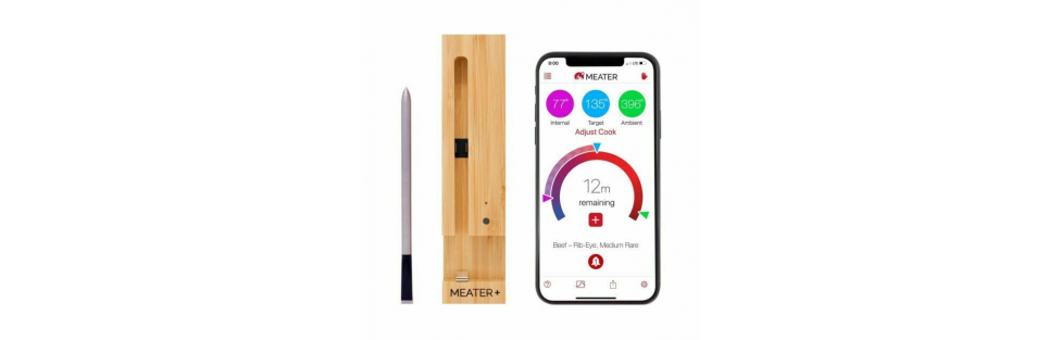 MEATER+ Wireless Smart Meat Thermometer