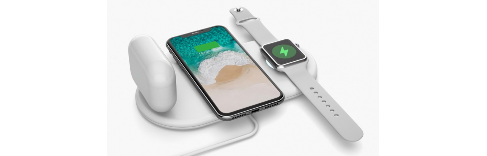 Vissles 3-in-1 Wireless Charger