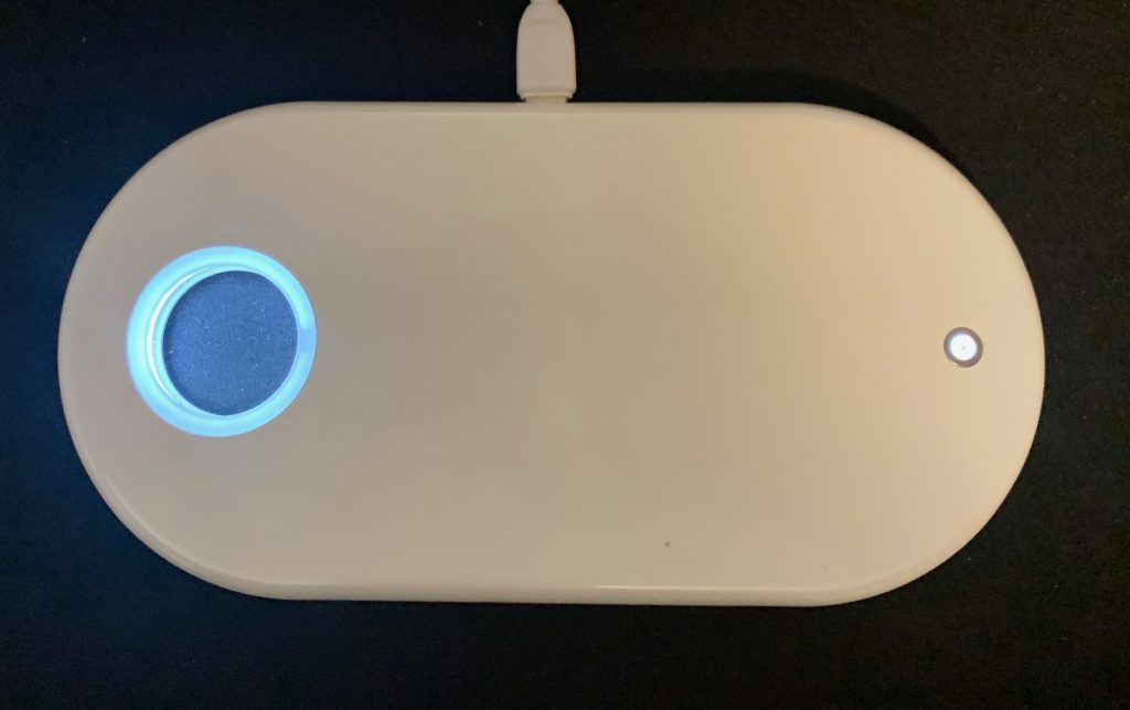 Vissles Wireless Charger - Lights