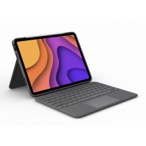 Logitech Folio Touch with Apple Pencil