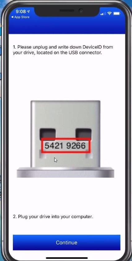 datAshure BT PIN Number
