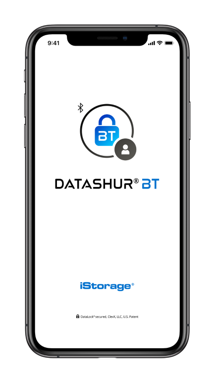 datAshur BT Single User Screen