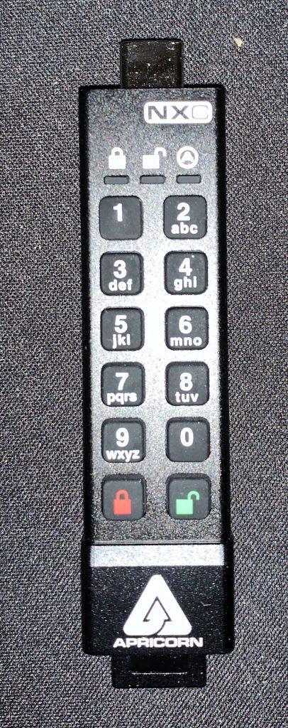 Secure Key 3NXC